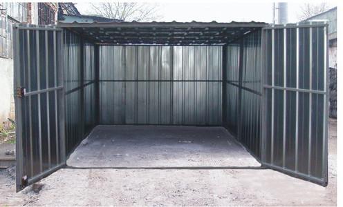 Фундамент под гараж 6 на 6