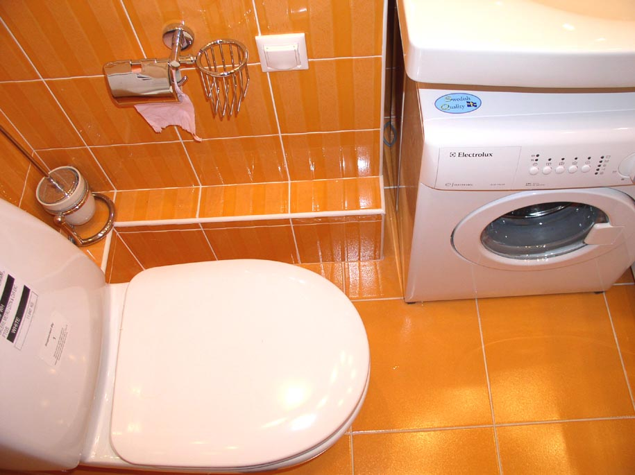 Ako zmeniť toaletu v Chruščov