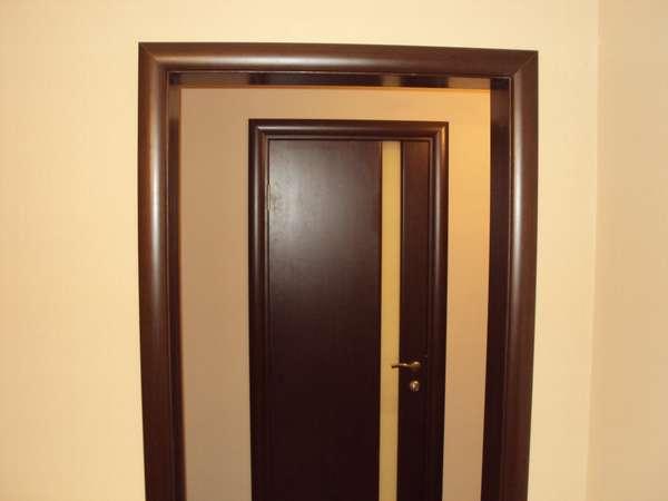 Дверной проем своими руками без двери фото