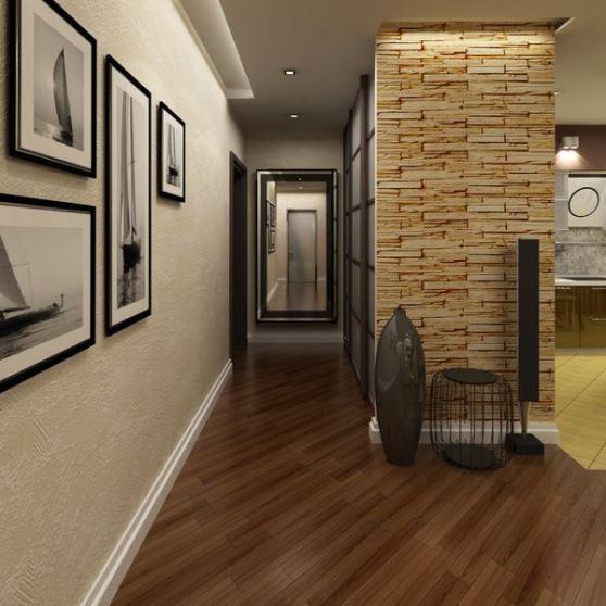 дизайн прихожей в квартире фото дизайнерских коридоров и прихожих в