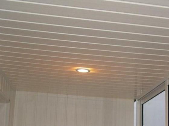 Навесной потолок своими руками в кухне 38