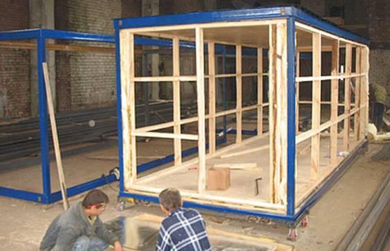 Пристроить гараж к частному дому