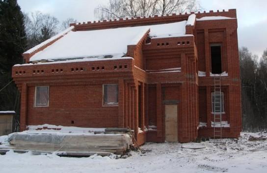 Кирпичная баня своими руками проекты фото