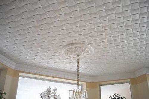 Картинки по запросу Ремонт потолков плитами из пенополистирола