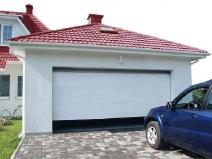 Каркас гаража из металлопрофиля