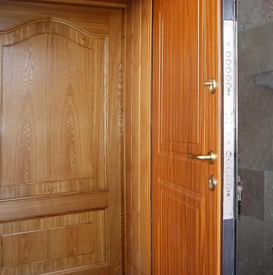 металлические двери вторая в квартиру мдф купить