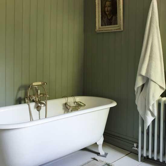 Дизайн дешевой ванной комнаты 2