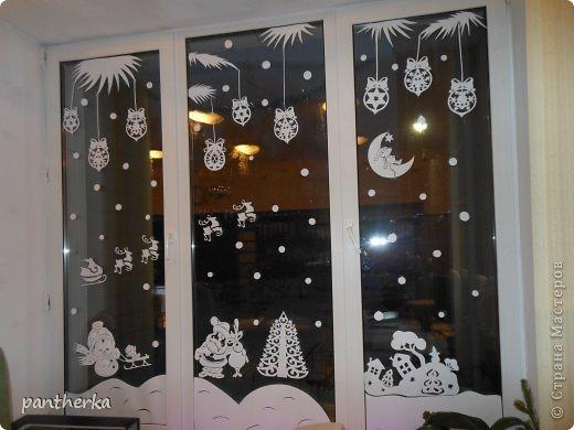 Оригинальное украшение кабинета на новый год своими