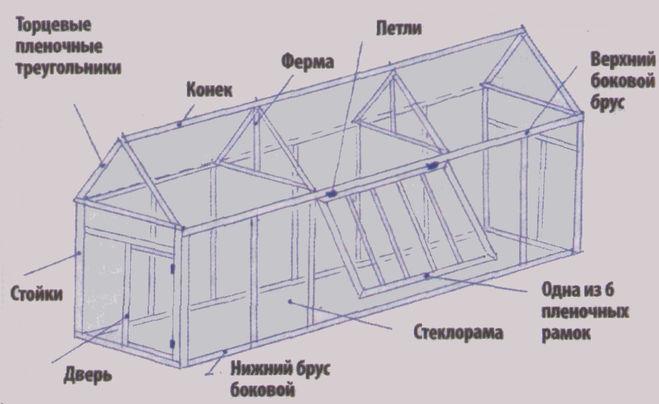 Как построить теплицу пошагово - Выпуск Маскарад Бум! Шоу
