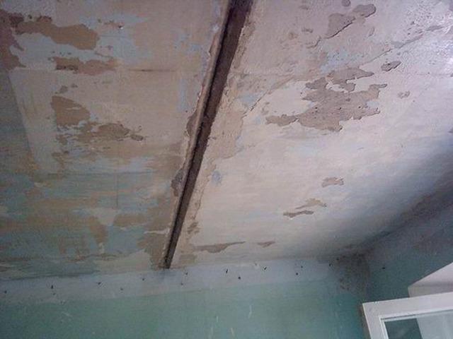 Ремонт квартиры своими руками выравнивание потолка видео