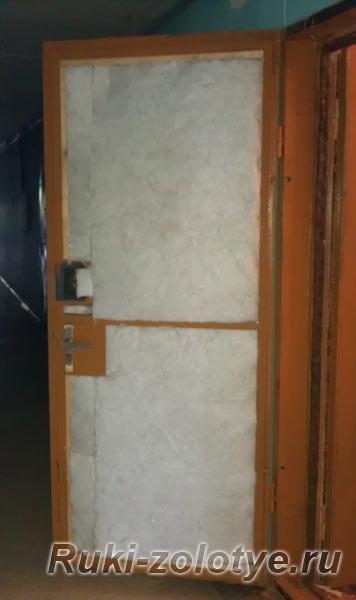 замерить шумоизоляцию входной двери